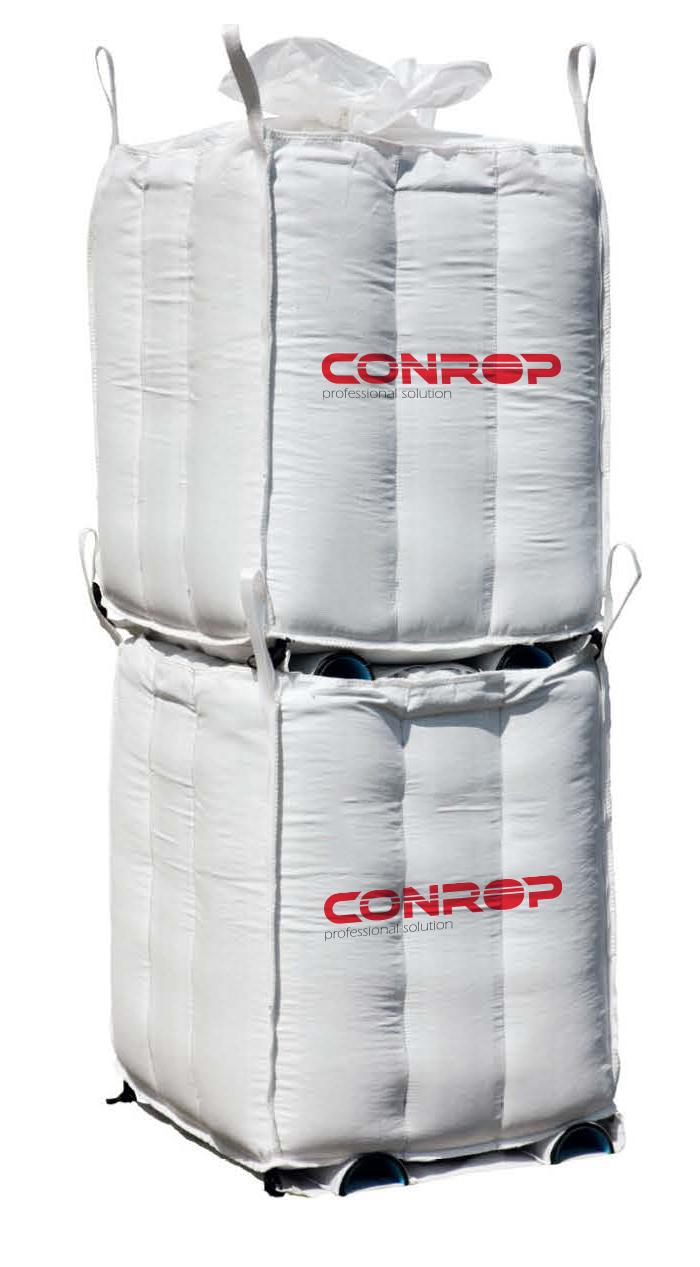 Pallet-less big bag | CONROP, s.r.o.